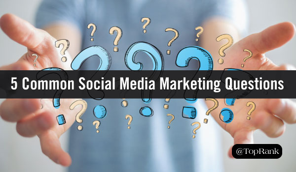 We Answer 5 Common Questions People Have About Social Media Marketing, V2M2 Group, Inc.